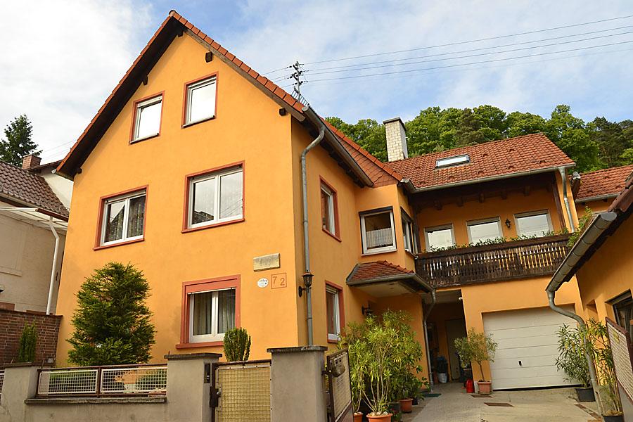Gästehaus Hanß im Weindorf Hambach (Pfalz, Weinstraße)